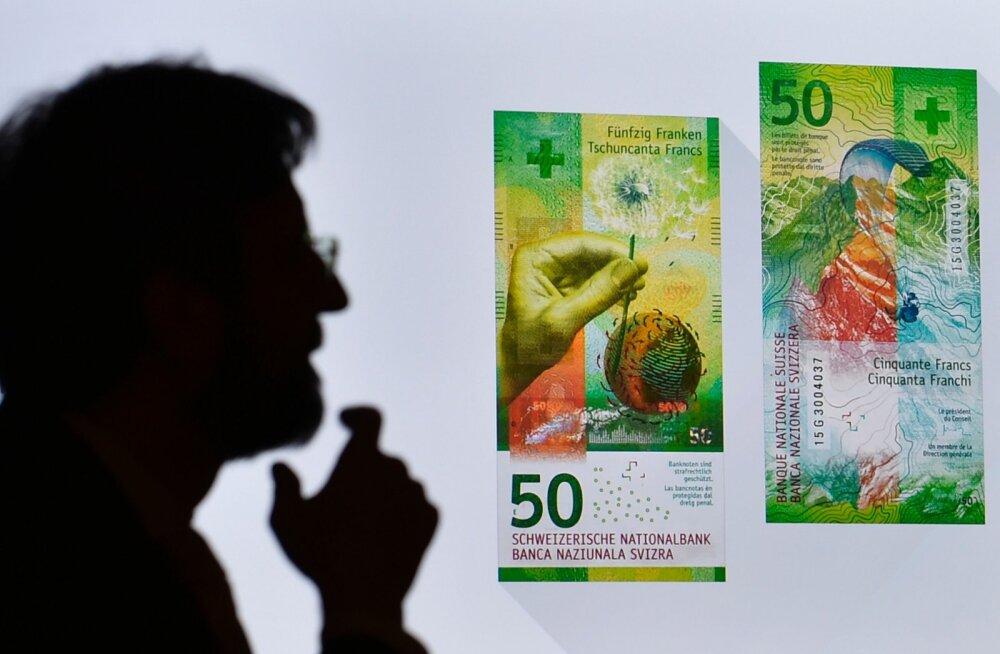 Ajastu lõpp | Šveitsi pangasaladus on müüt
