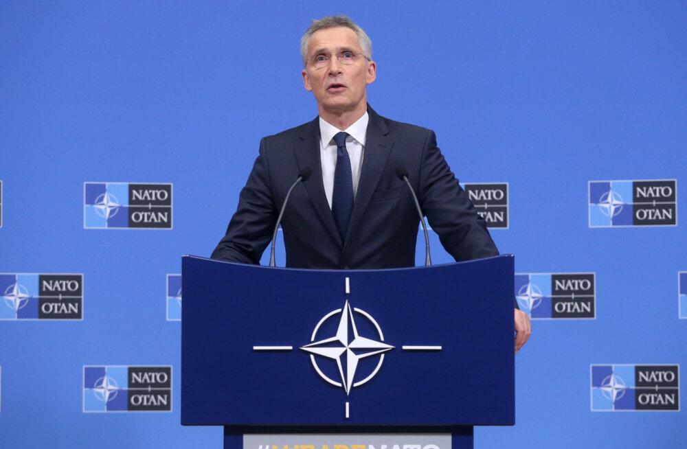 NATO peasekretär Stoltenberg: peame olema valmis maailmaks suurema hulga Vene rakettidega