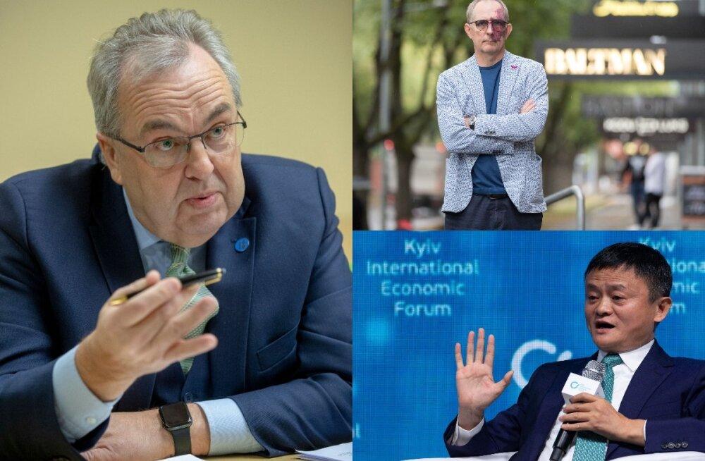 Aitab küll! Need on tippjuhid Eestist ja maailmast, kes tänavu ameti maha panid