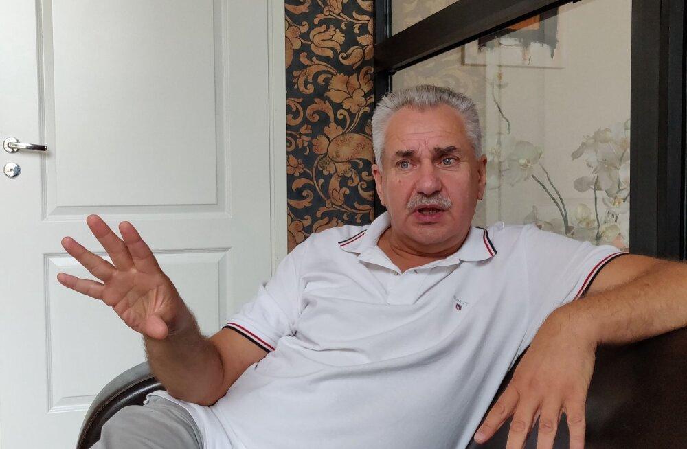 Лидер правящего большинства в Нарвском горсобрании Алексей Воронов рассказал Delfi, чего власти ждут от приезда президента