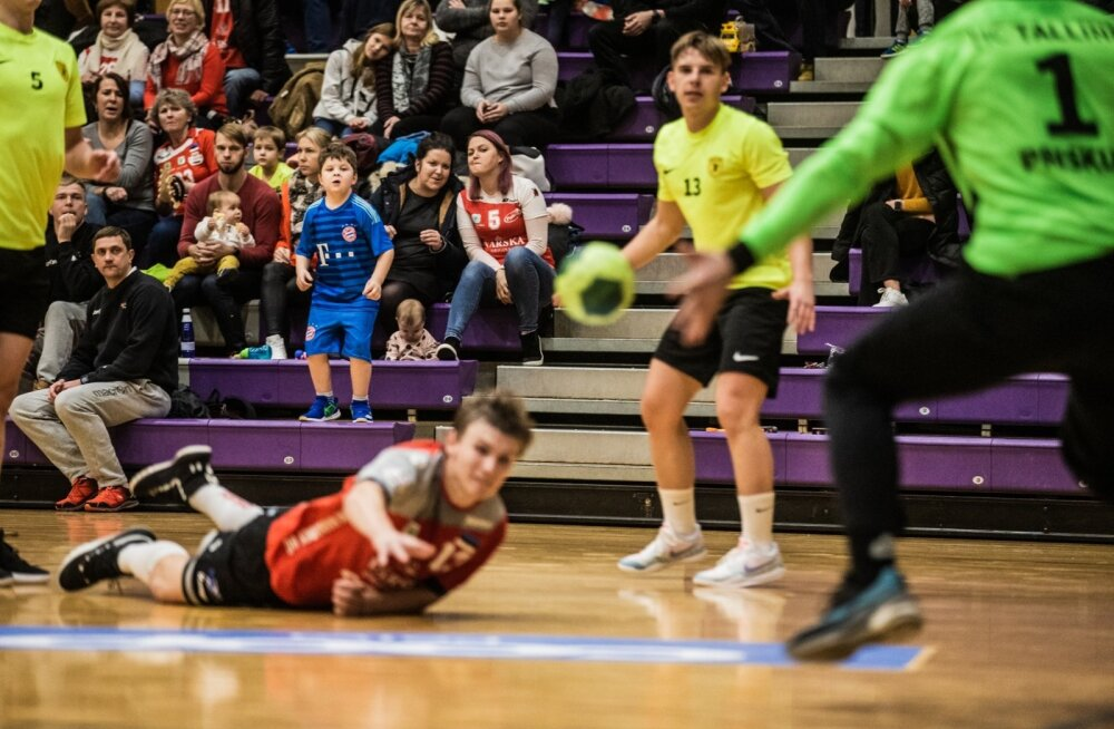 Põlva Serviti vs HC Tallinn 02.12.18
