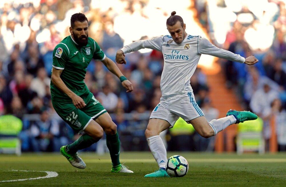 Gareth Bale lõi Reali avavärava.