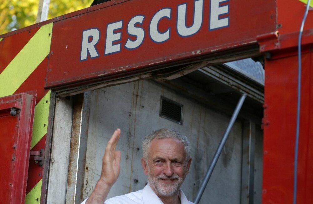 Leiboristist Londoni meer kutsus partei NATO-skeptilist esimeest kukutama