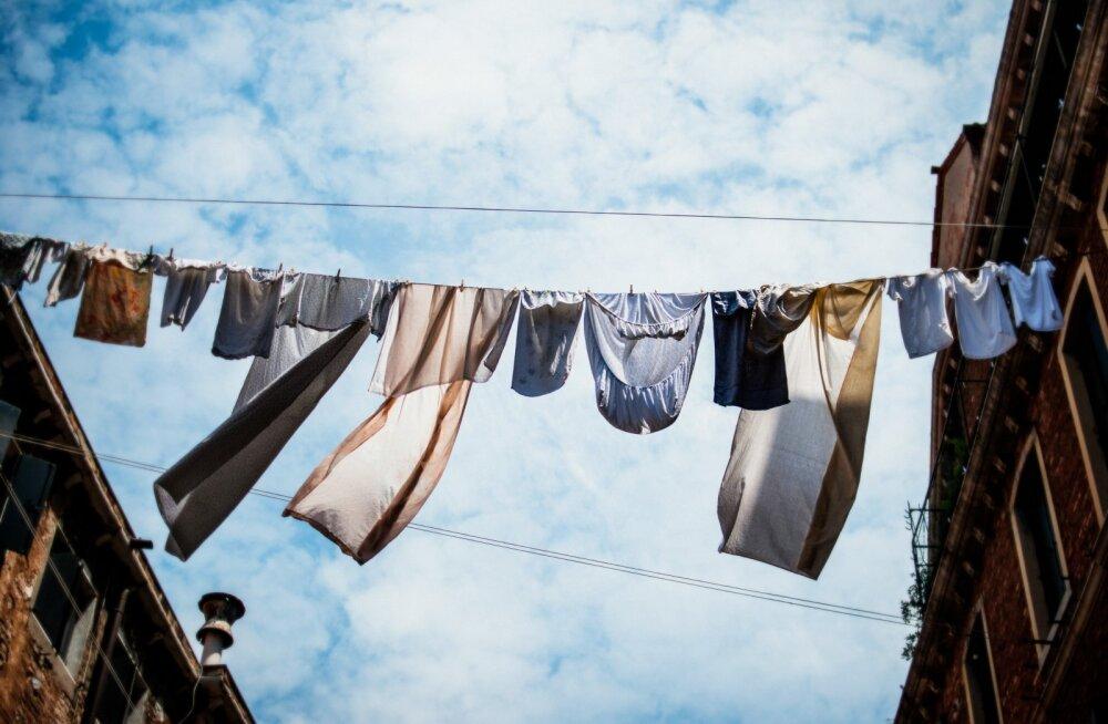 Pese pesu õigesti: mida märgid sildil tähendavad ja kui tihti tuleks pesu üldse pesta?