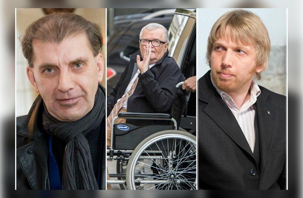 Карилайд и Сультс в поддержку Сависаара: в эстонской политике идет война, а на войне своих не бросают