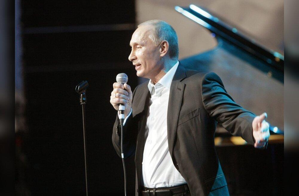 Kuulsal Putini heategevusgalal veeti Hollywoodi staare rängalt ninapidi?
