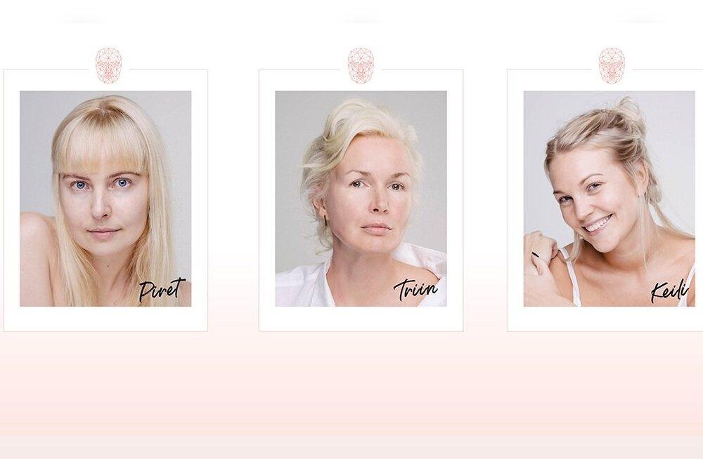FOTOD | Naised meigi taga: tuntud telenaised Piret Järvis-Milder, Keili Sükijainen ja Triin Luhats näitasid naturaalselt ilu