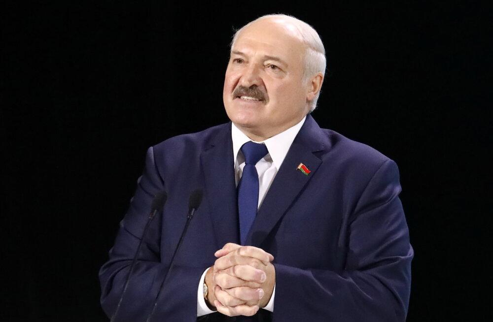 Valgevene president Lukašenka nimetas olukorda Donbassis Venemaa ja Ukraina konfliktiks