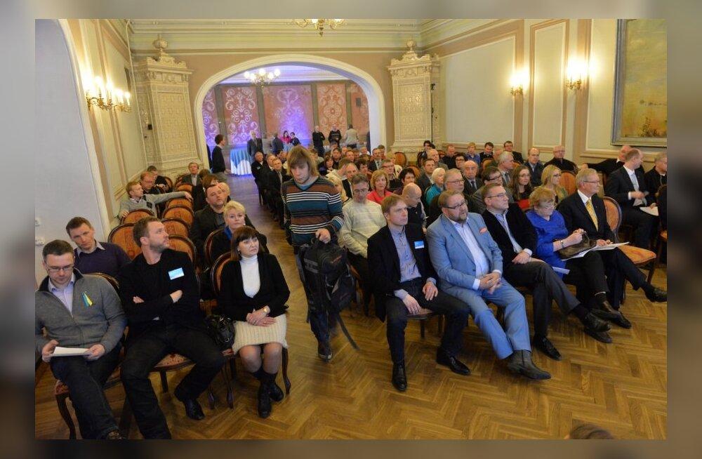 IRLi volikogu võttis vastu avalduse seoses sündmustega Ukrainas