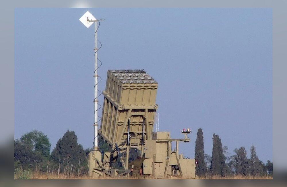 Raudne kuppel - Iisraeli kaitsemüür rakettide vastu