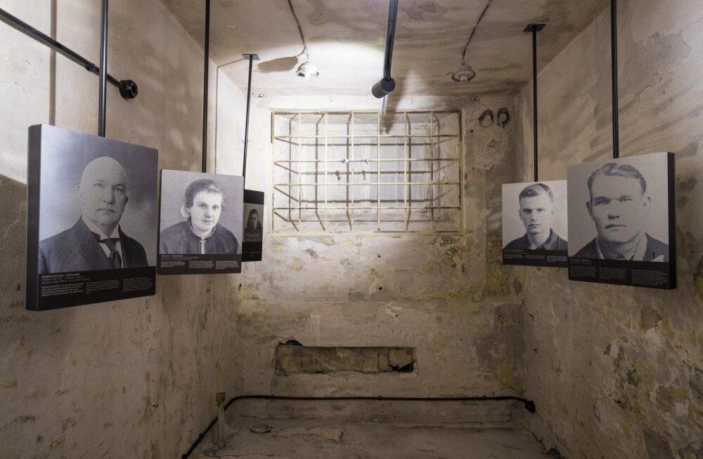 KGB vangikongide muuseumi avamine
