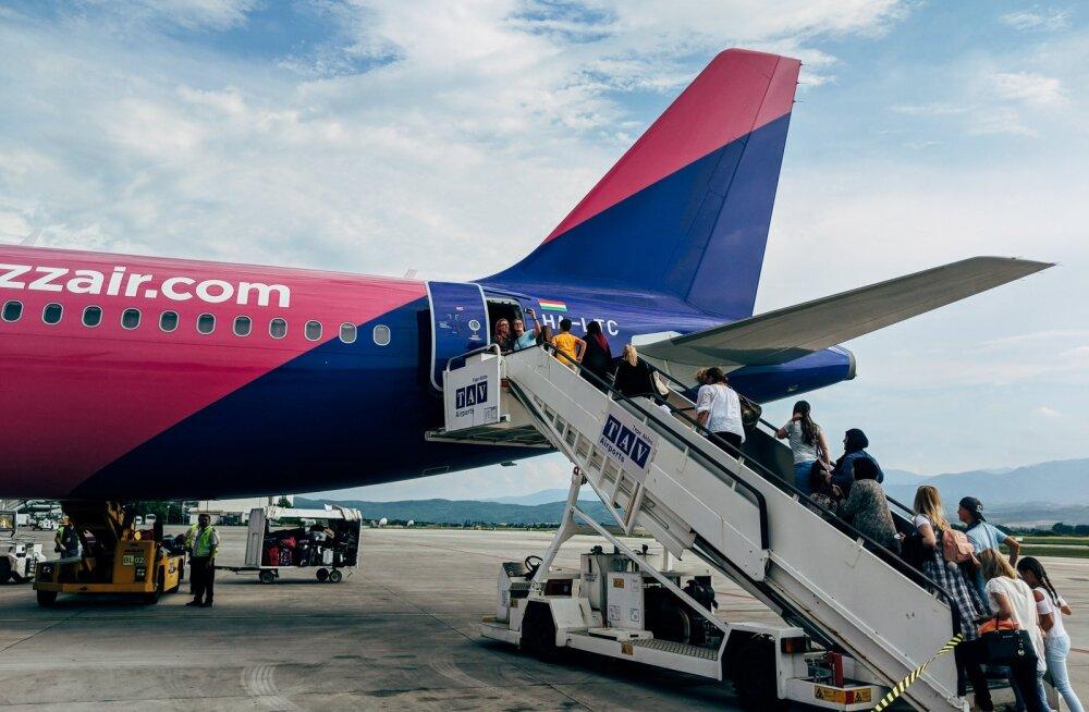 Hea uudis reisisõpradele: Wizz Air alustab suvel lende Tallinnast Viini, hinnad alates 20 eurot ots