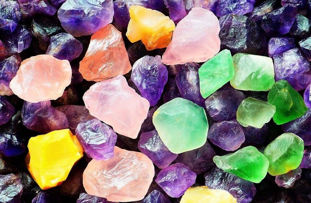 Vaata järgi, milline on sinu sünnikuupäeva õnnekristall!