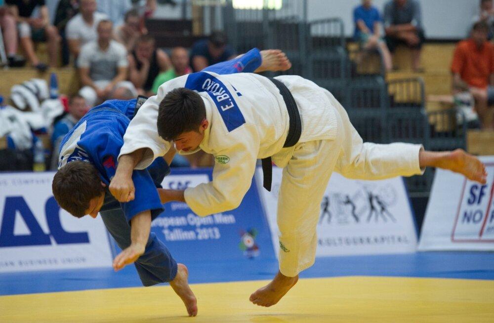 Judo MK- etapp, 8.06.2013