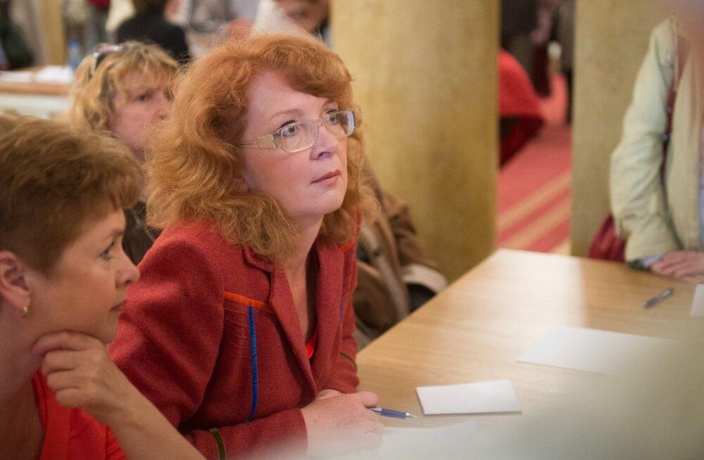 Vene kultuurikeskuses toimus Halli passi sünnipäev