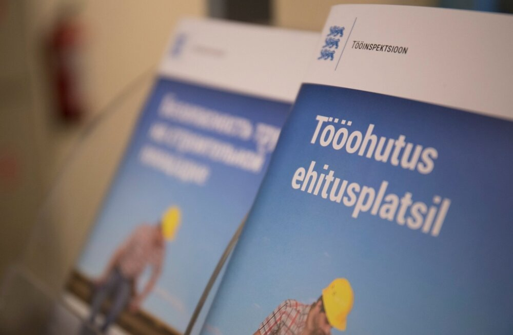 e08098de1d4 Riigikontroll: tööandjad peaks lisaks tööõnnetuste vähendamisele ...
