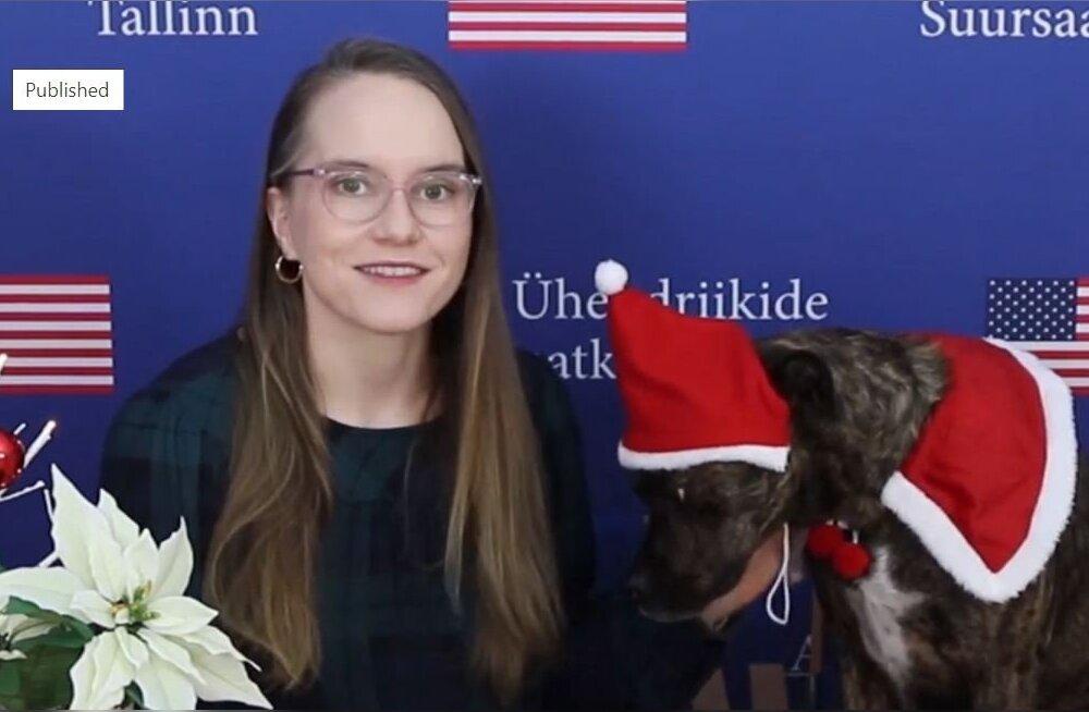 VIDEO | Kuidas maitseb Eesti jõulutoit ameeriklastele? USA saatkonna töötajad proovivad järgi