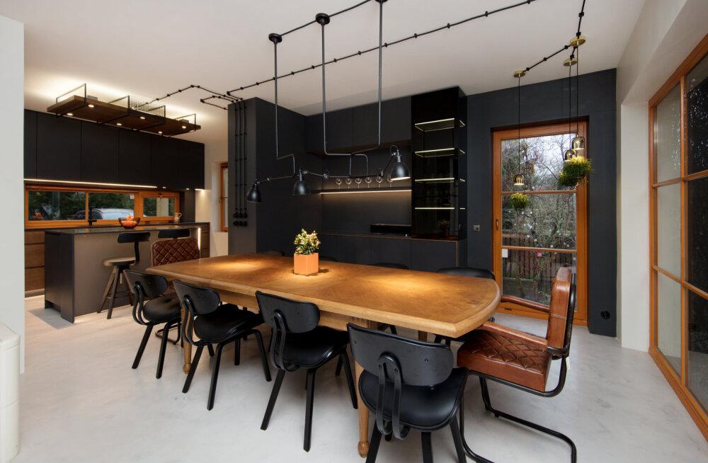 Väärikas mööbliettevõte, kelle pühendumus ja professionaalsus lubab luua iga unistuste kodu
