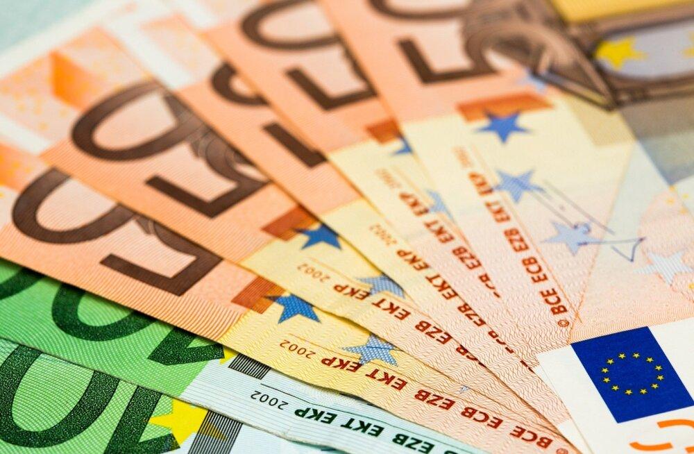 Aus linlane leidis Balti jaamast kilekoti priske rahasummaga