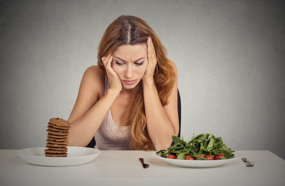 Toitumise ja depressiooni seosed: mida süüa ja mida mitte?