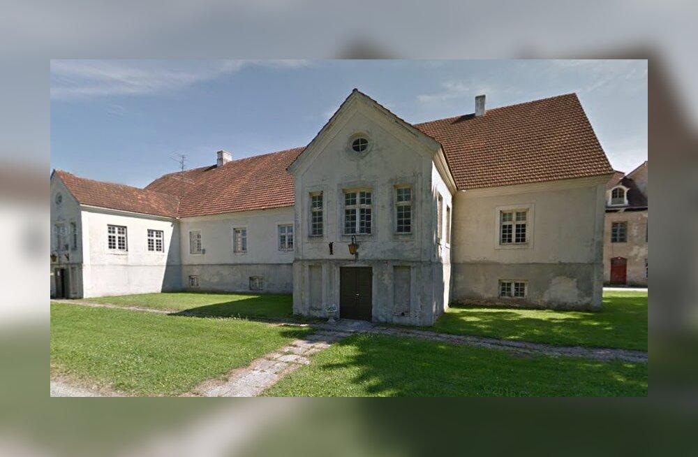 Kus asuvad Kolga kloostrimõisa hooned?