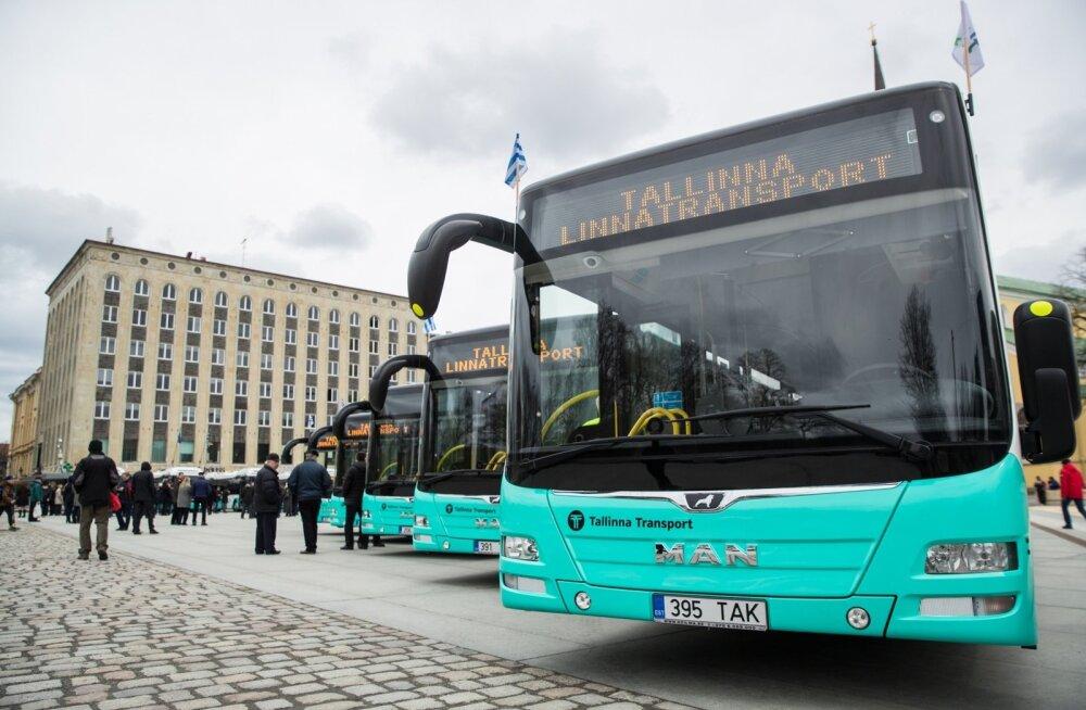 6de850e3d9a Tallinnas muutuvad kooli algusega sõiduplaanid - DELFI