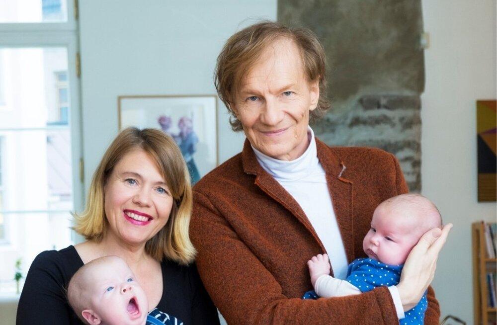Ilmar Taska räägib, kuidas 45-aastane poeg Kris reageeris, kui kuulis, et Ilmar saab taas isaks