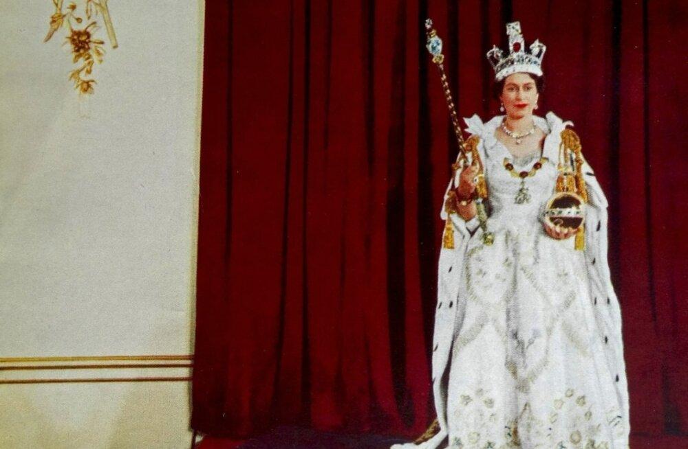 Kuninganna Elizabeth II kroonimine 1953