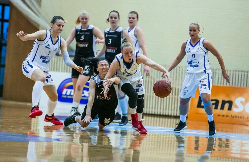 FCR Media Rapla KK vs Tallinna Ülikool