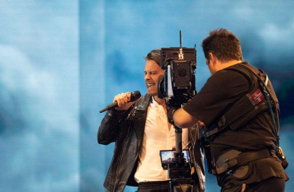 Eurovision 2019 Eesti teine lavaproov