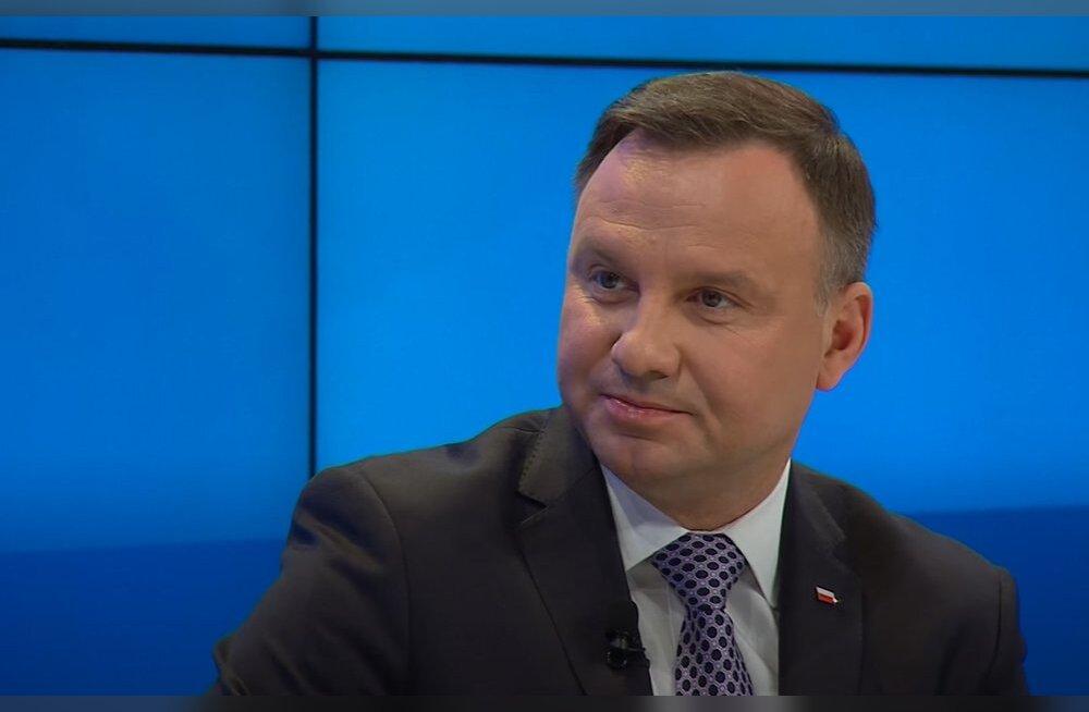 """Выборы в Польше: защитник """"традиционных ценностей"""" Анджей Дуда не смог переизбраться в первом туре"""