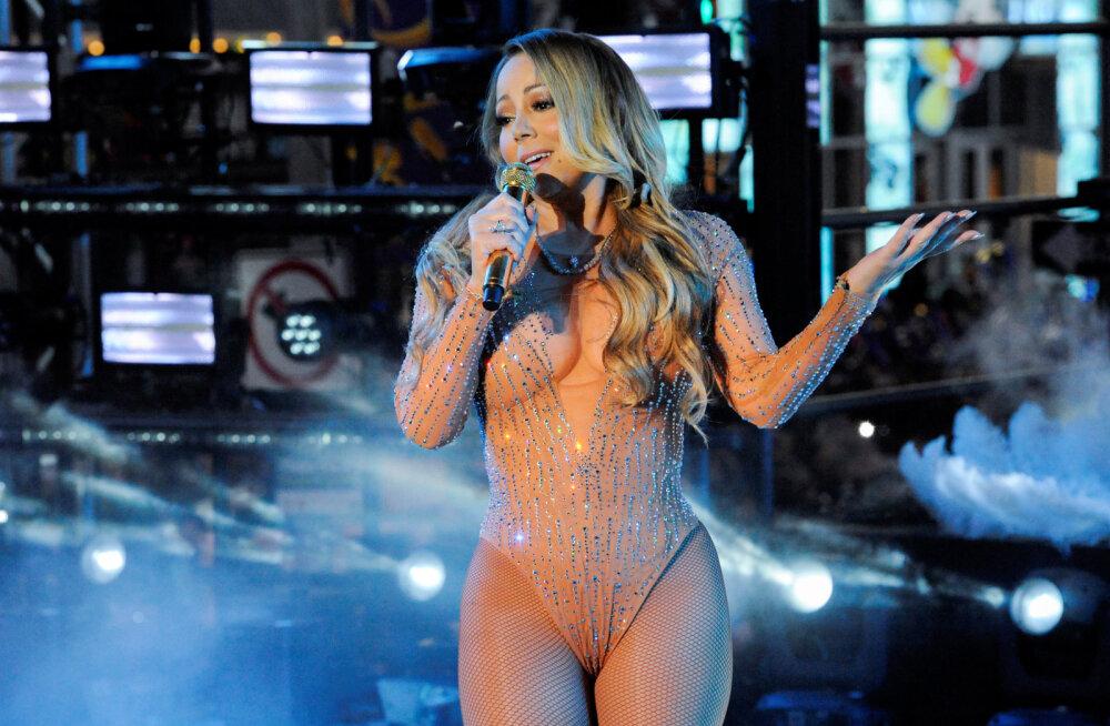 Popdiiva Mariah Carey esindaja ahistamisskandaalist: me ei vasta valedele ja ähvardustele