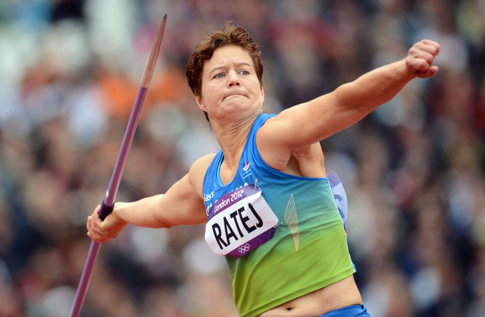 Londoni olümpial seitsmenda koha saanud odaviskaja dopinguproov osutus positiivseks