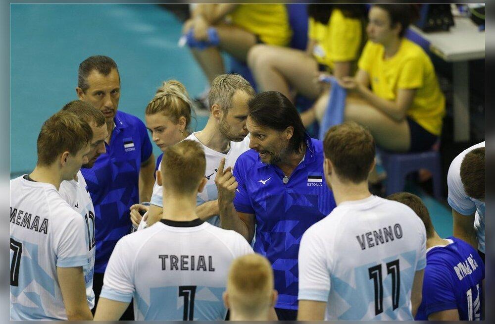 Cretu tegi märkuse Eesti meediale ja igipõlistele rahulolematutele
