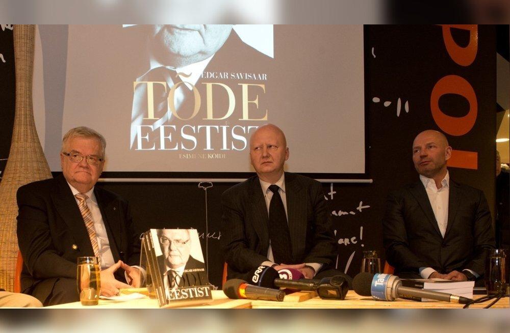 """Edgar Savisaare raamatu """"Tõde Eestist"""" esitlus"""