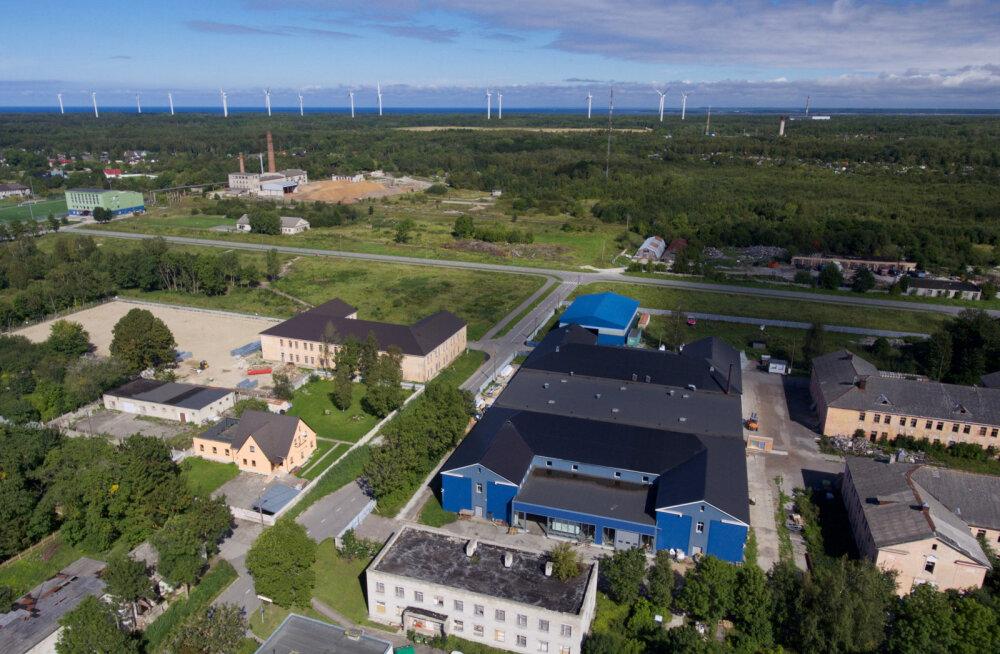Rendipinnal PAKRI tööstuslinnakus säästad oma energiakuludelt 30%