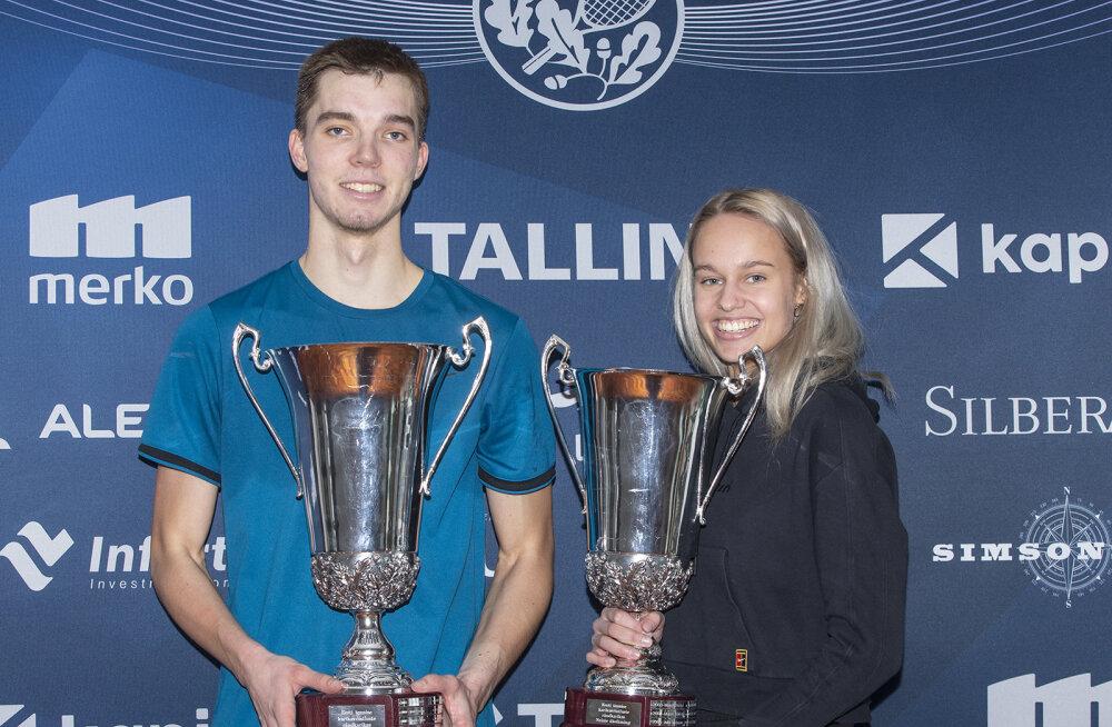 Eesti karikavõitjateks krooniti Kaul ja Raisma