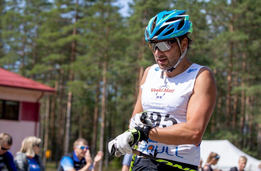 Andrus Veerpalu Alutaguse EVIKO Suverullil 14.07.2019