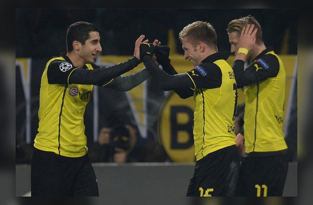 Dortmund - Napoli