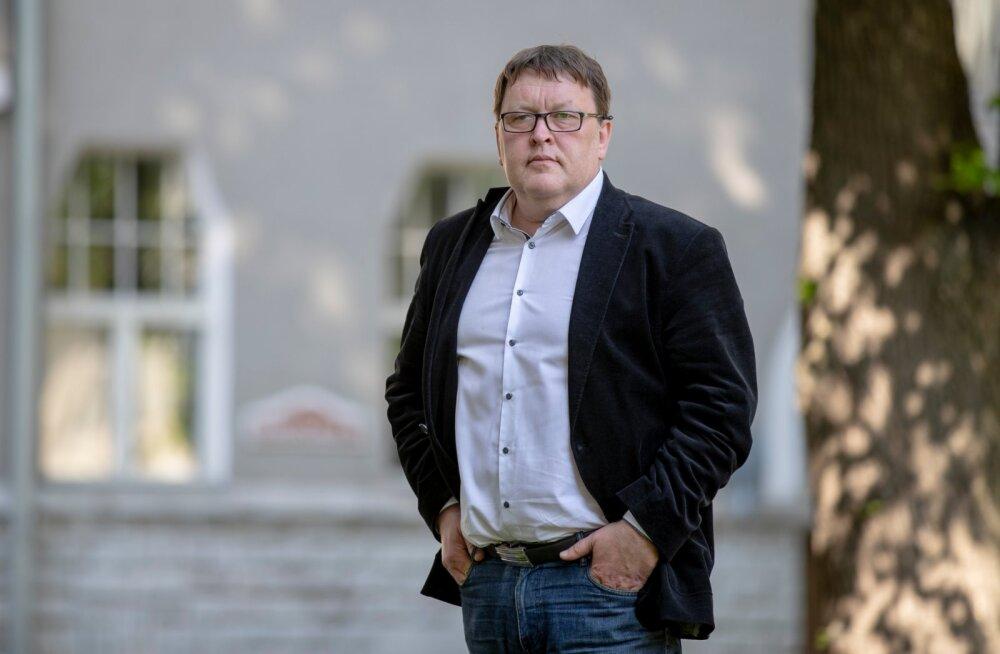 EVEA president Heiki Rits.