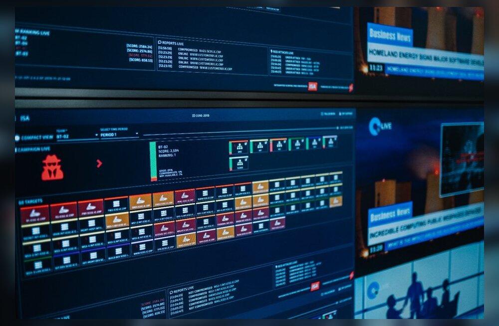 Eesti küberturbe ettevõte ehitab Luksemburgi küberharjutusväljaku