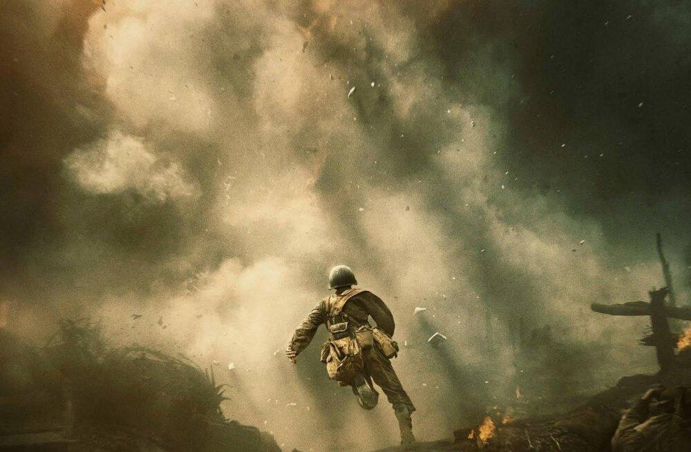 """ARVUSTUS: Mel Gibsoni hea vanamoeline sõjadraama """"Hacksaw Ridge'i lahing"""""""