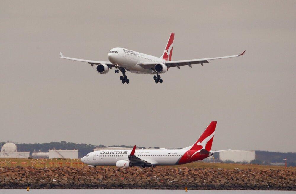 17 tundi lendu: tänasest saab Austraaliast Euroopasse otselennuga