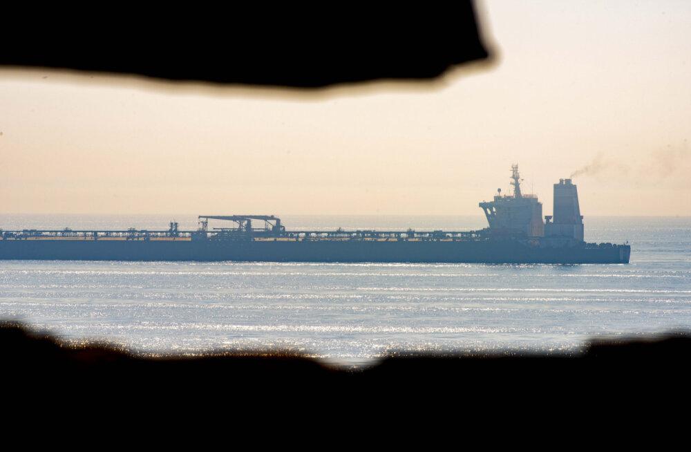 USA nõuab Gibraltarilt vabastatud Iraani tankeri arestimist