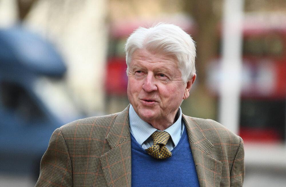 Suurbritannia peaministri 79-aastane isa vilistab üleskutsele viiruse tõttu pubisid vältida