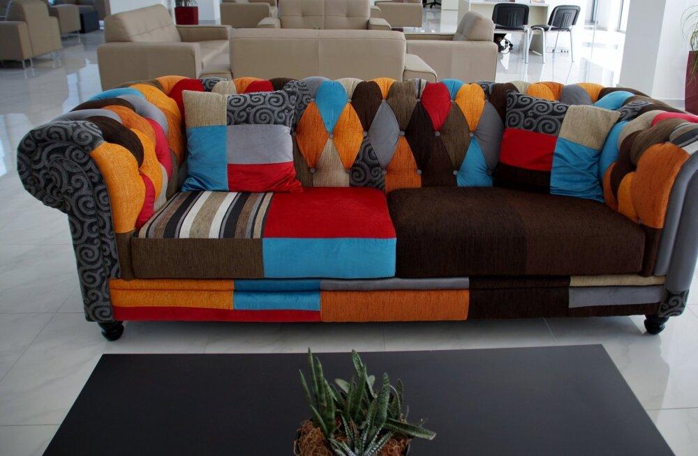 Выбираем мебель. Многоуважаемый диван!..