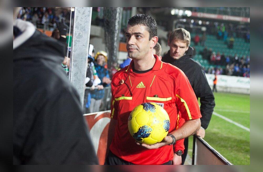 Jalgpalli EM finaalturniiril vilistab ka Viktor Kassai