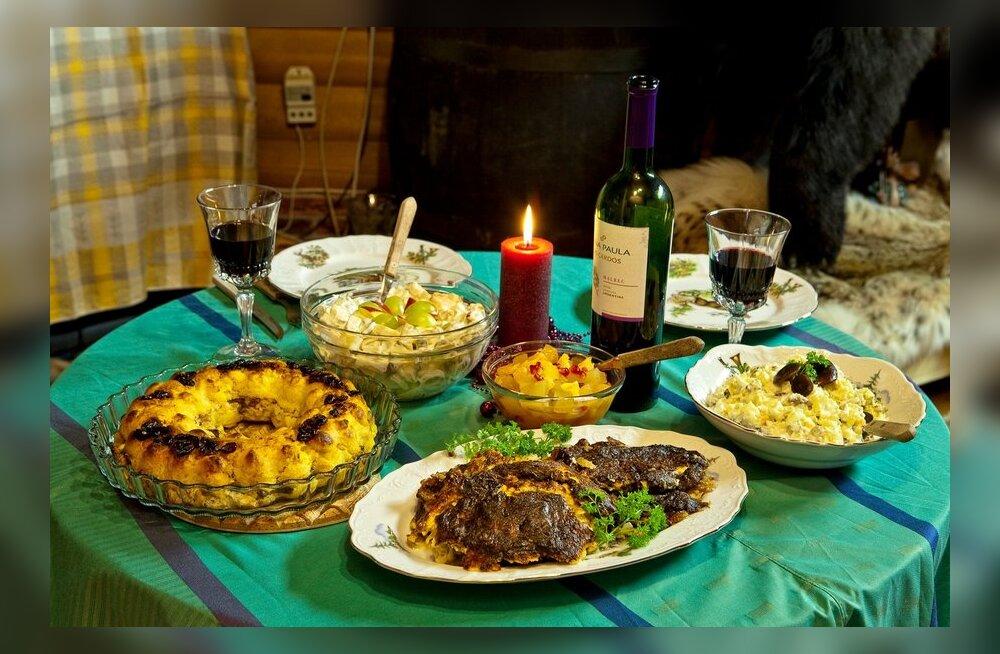 Eestis raisatakse ühe inimese kohta rohkem kui kilo toitu nädalas