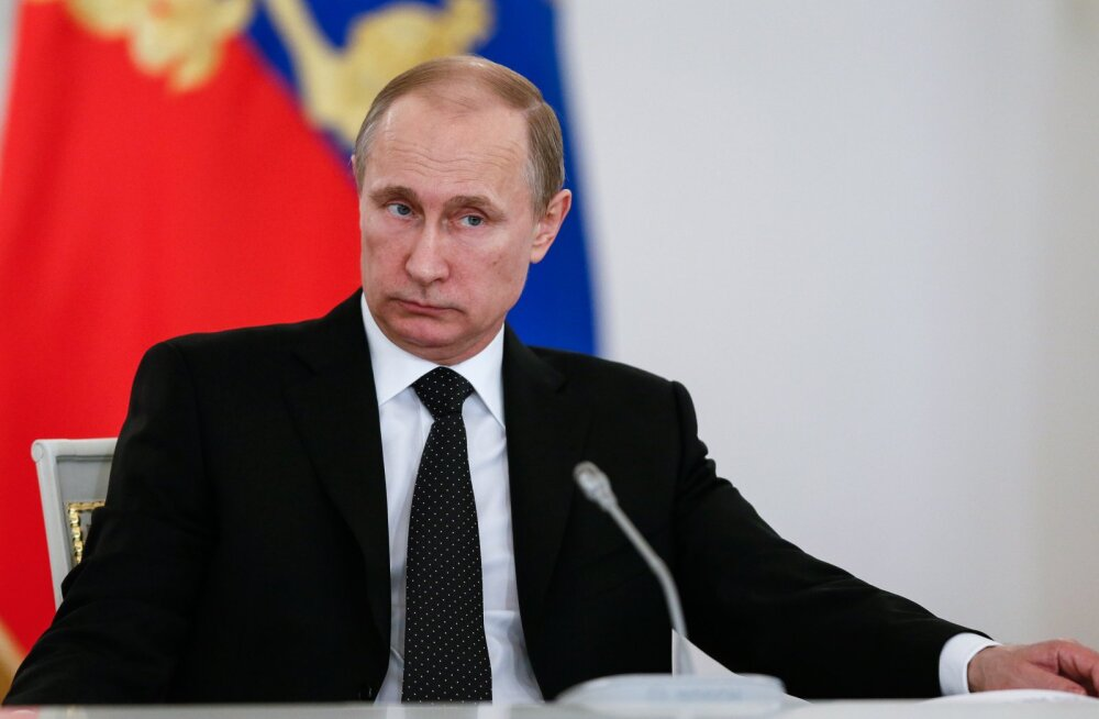 Vladimir Putin sanktsioonide mõjust Venemaale: ei midagi fataalset