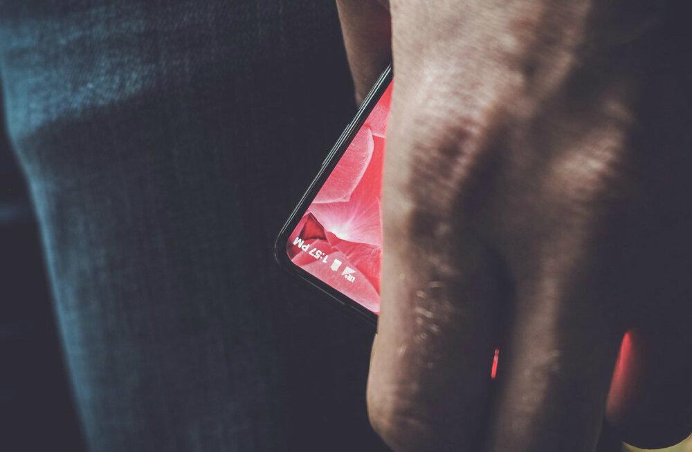 Androidi üks isa Andy Rubin annab välja uue nutitelefoni ja siin on esimene pilt!